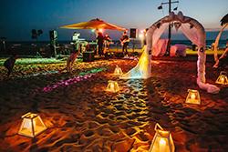 Eventi in spiaggia La Scialuppa Fregene