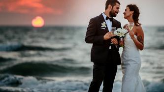 Matrimoni in spiaggia Fregene Roma