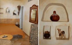 Stanza African bed and breakfast lascialuppa fregene