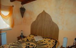 Stanza Orientale bed and breakfast lascialuppa fregene